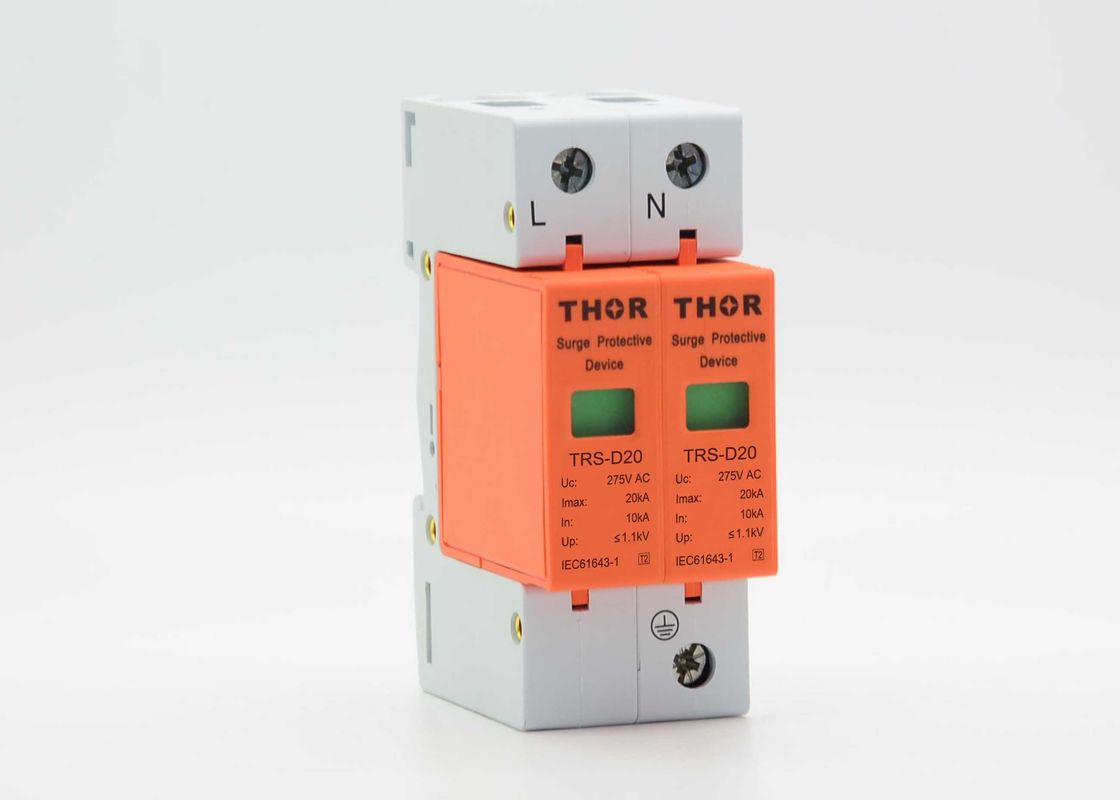 Multi Functional Type 2 Surge Protection Device Single Phase Indoor Mounted