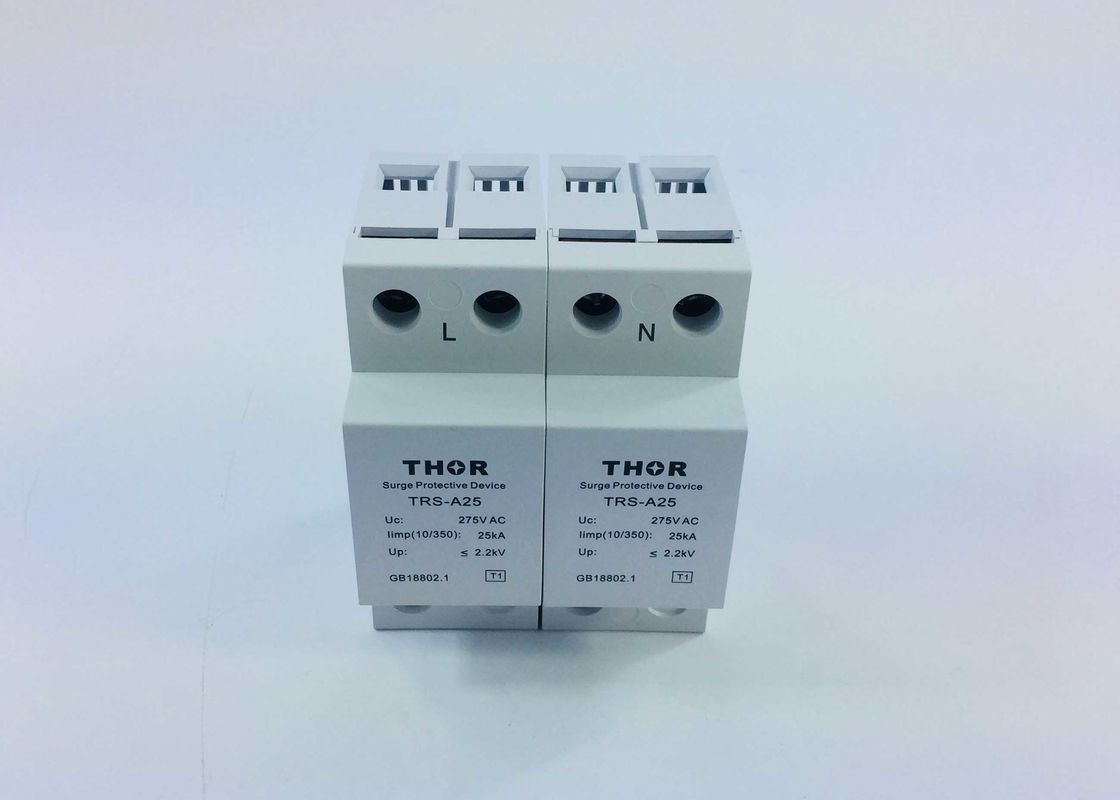 Household Type 1 Surge Protection Device Indoor Mounted Installation Long Service Time